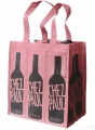 TNT bag, 6 bottle,with pvc window